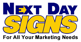 Next Day Signs  thank you for choosing IT's Time Auto Detailing we appreciate the business
